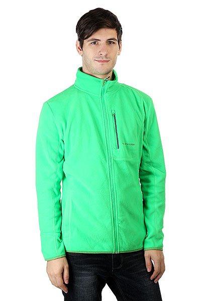 Толстовка классическая Quiksilver Cosmo Fz Flc Andean Toucan<br><br>Цвет: зеленый<br>Тип: Толстовка классическая<br>Возраст: Взрослый<br>Пол: Мужской