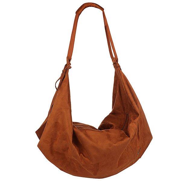 Сумка женская Billabong Haya HoneyОчаровательная женская сумка из искусственной замши с винтажным эффектом.Технические характеристики: Искусственная замша.Подкладка с принтом.Плечевые ремни-шнуры.Основное отделение на молнии с внутренним карманом.Декоративные кисточки.<br><br>Цвет: коричневый<br>Тип: Сумка<br>Возраст: Взрослый<br>Пол: Женский