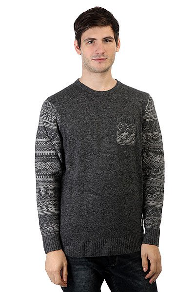 Джемпер Billabong Piddock Black