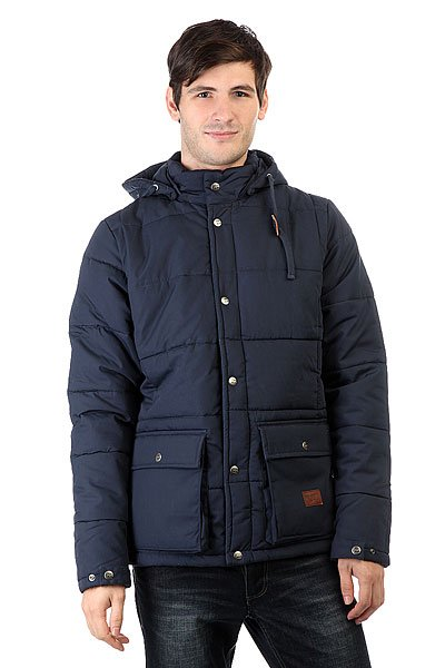 Куртка зимняя Billabong Journey Parka Navy