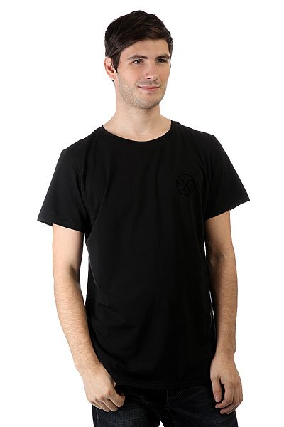 Футболка Nord Znak Black<br><br>Цвет: черный<br>Тип: Футболка<br>Возраст: Взрослый<br>Пол: Мужской