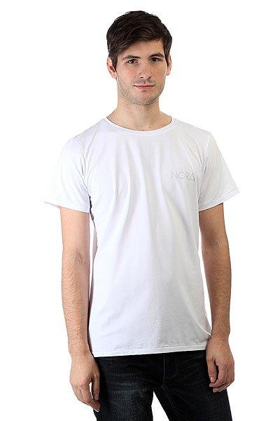 Футболка Nord Logo White<br><br>Цвет: белый<br>Тип: Футболка<br>Возраст: Взрослый<br>Пол: Мужской