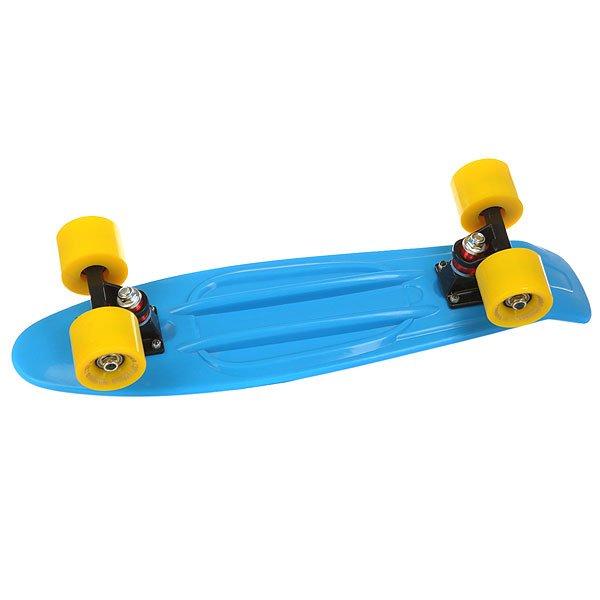 ����� ���� ������� Turbo-FB Ocean Blue/Yellow/Black 6 x 22 (55.9 ��)