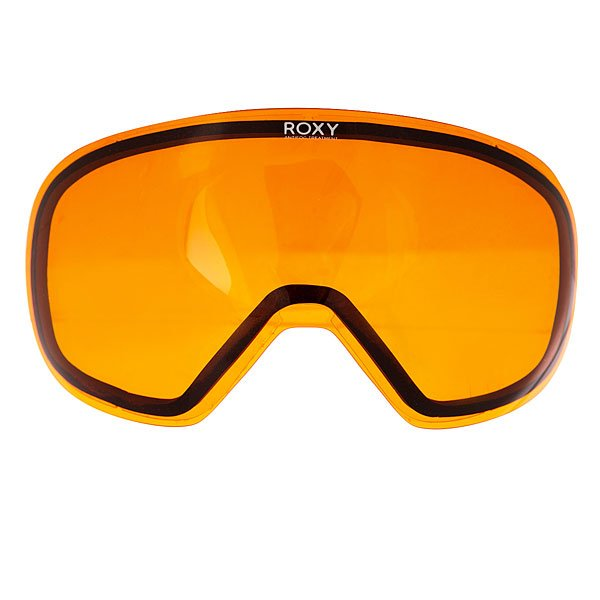 Линза для маски женская Roxy Popscreen Bas OrangeСменная линза для сноубордической маски Pop screen.Технические характеристики: Сферическая линза.100% защита от ультрафиолетовых лучей.Покрытие против царапин и запотевания.<br><br>Цвет: оранжевый<br>Тип: Линза для маски<br>Возраст: Взрослый<br>Пол: Женский