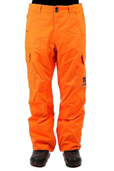 купить Штаны сноубордические DC Banshee Celosia Orange дешево