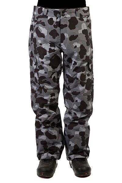 купить Штаны сноубордические DC Banshee Camouflage дешево