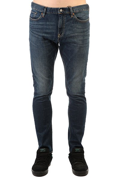 Джинсы узкие DC Washed Slim Medium Stone