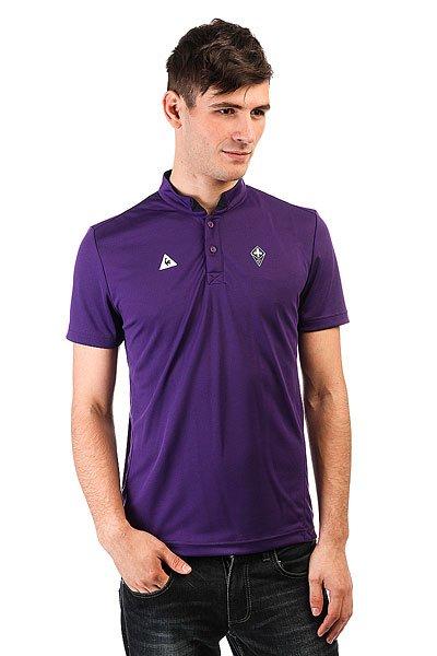 Поло Le Coq Sportif Fiorentina Tenue Presentation Violet<br><br>Цвет: фиолетовый<br>Тип: Поло<br>Возраст: Взрослый<br>Пол: Мужской