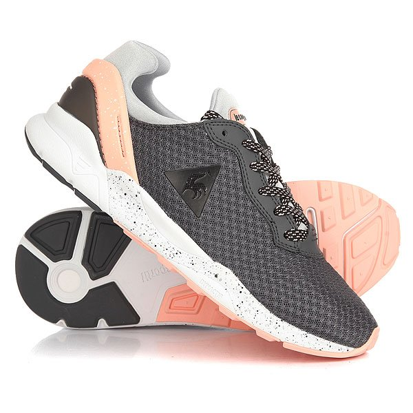 Кроссовки женские Le Coq Sportif Lcs R Xvi W Speckled Charcoal/Galet