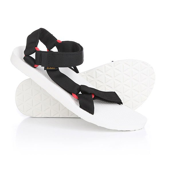 Сандалии Teva Original Universal Sport Black<br><br>Цвет: белый,черный<br>Тип: Сандалии<br>Возраст: Взрослый<br>Пол: Мужской