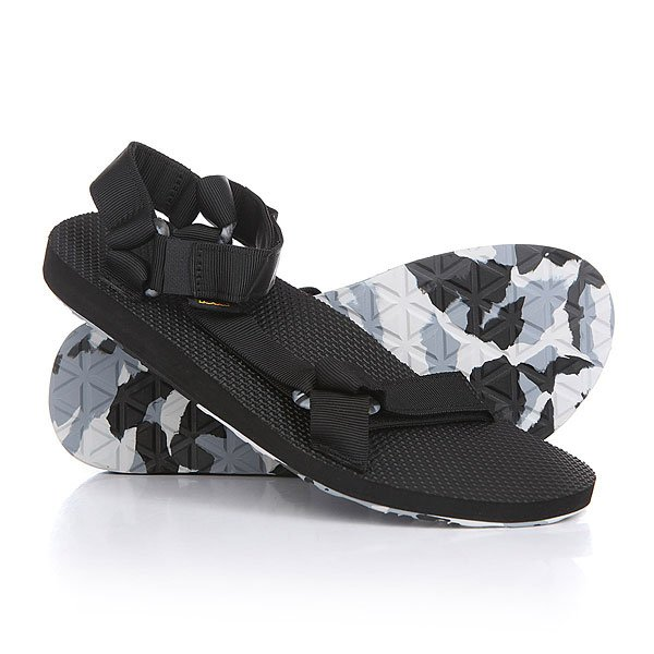 Сандалии Teva Original Universal Marbled Black