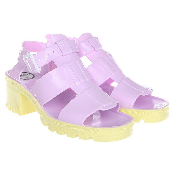 Сандалии женские JuJu Standard Colours Baby Lilac<br><br>Цвет: желтый,розовый<br>Тип: Сандалии<br>Возраст: Взрослый<br>Пол: Женский