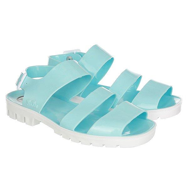 Сандалии женские JuJu Two Tone Glitter Colours Baby Blue