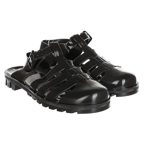 Сандалии женские JuJu Standard Colours Black<br><br>Цвет: черный<br>Тип: Сандалии<br>Возраст: Взрослый<br>Пол: Женский