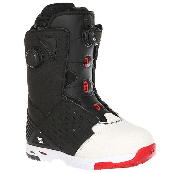 Ботинки для сноуборда DC Torstein Horgmo Black/White/Red