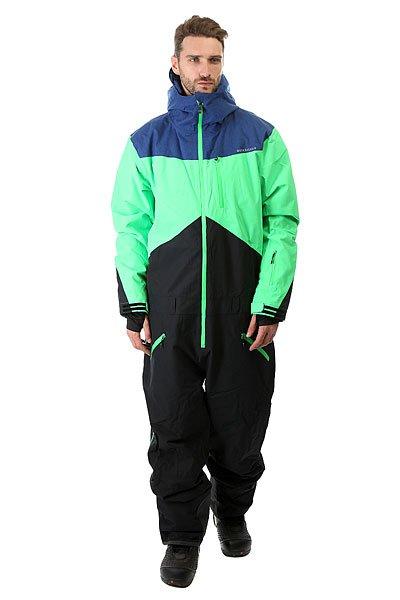 Комбинезон сноубордический Quiksilver Corbett Suit Sodalite Blue