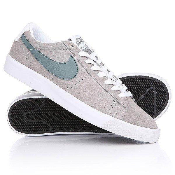 Кеды кроссовки низкие Nike Blazer Low Gt White Pure