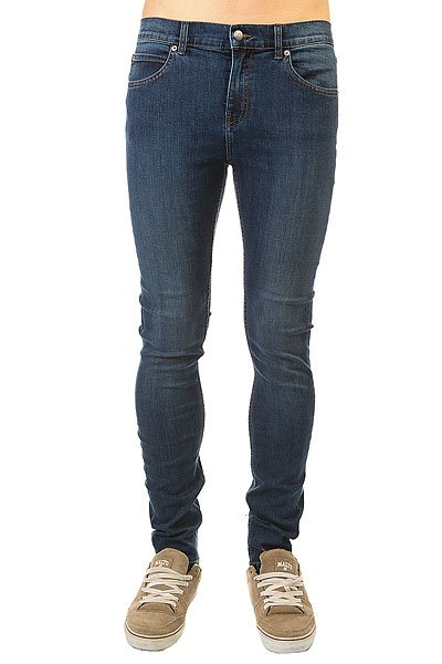 Джинсы узкие Cheap Monday Tight Pure Blue