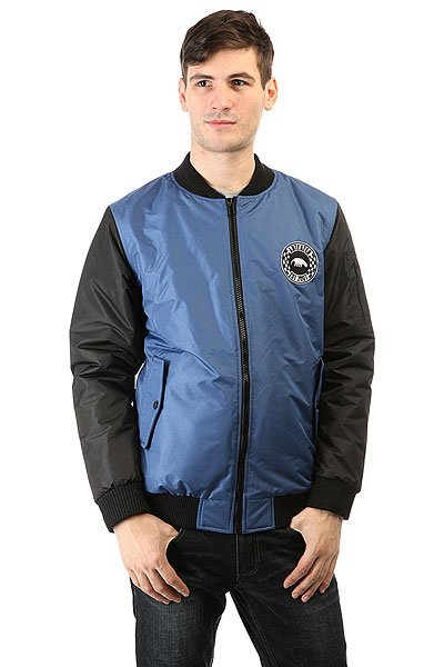 Бомбер Anteater Bomber Lux Combo Navy