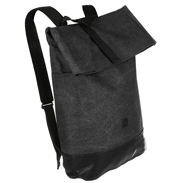 Рюкзак туристический Ucon Hayden Backpack BlackПрактичный рюкзак UCON, выполненный из прочной хлопковой ткани с водоотталкивающей обработкой и элементами из высококачественной кожи.Технические характеристики: Прочная хлопковая ткань.Водоотталкивающая обработка.Основное отделение с регулируемым размером.Отсек для ноутбука до 15.Регулируемые плечевые ремни.Нашивка с логотипом бренда.<br><br>Цвет: серый<br>Тип: Рюкзак туристический<br>Возраст: Взрослый<br>Пол: Мужской