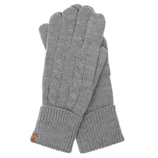 Перчатки женские Billabong Garrett Gloves Grey HeatherПриятные на вид и на ощупь, эти перчатки станут отличным решением на самые тёплые дни зимы, либо на роль дополнительного слоя под сноубордические варежки. Универсальный дизайн без лишних деталей подойдёт к любой одежде.Характеристики:Вязаные перчатки. Эластичные манжеты.Нашивка с фирменным логотипом. Состав: 100% акрил.<br><br>Цвет: серый<br>Тип: Перчатки<br>Возраст: Взрослый<br>Пол: Женский