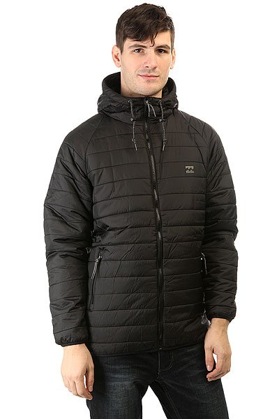 цена  Куртка Billabong All Day Puffer Black  онлайн в 2017 году