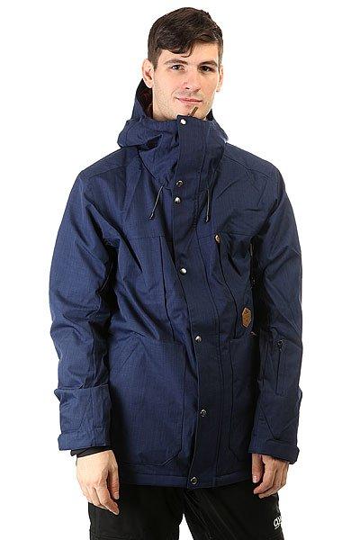 Куртка Billabong North Pole Insulated Peacoat