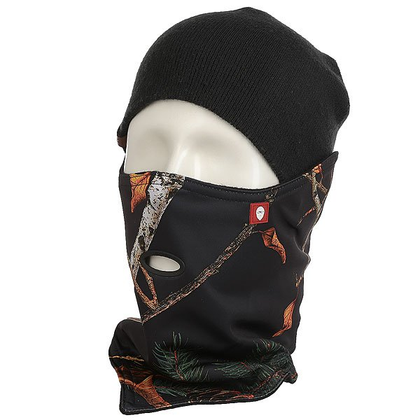 Маска Airhole Standard 2 Layer Night Camo маска airhole s2 3 layer black