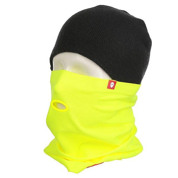 Маска Airhole Airtube Super Stretch Fluro Yellow