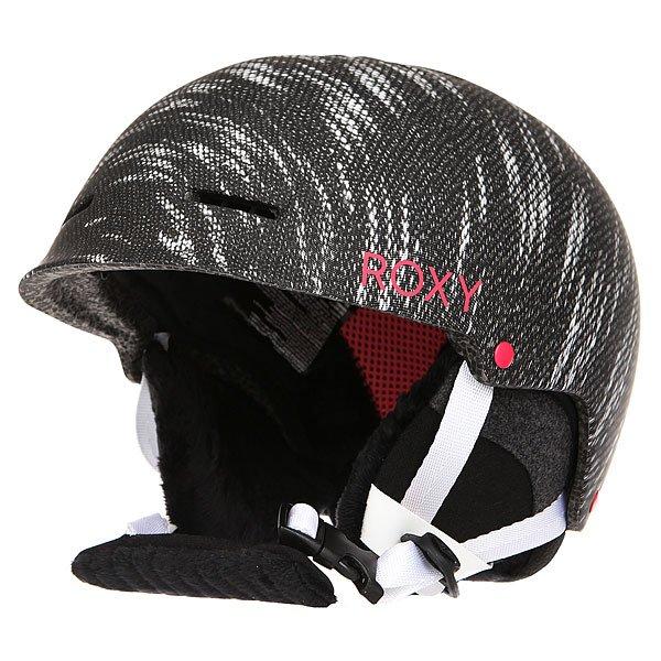 Шлем для сноуборда женский Roxy Avery Bounding/True Black