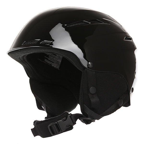 Шлем для сноуборда женский Roxy Alley Oop Rent True Black