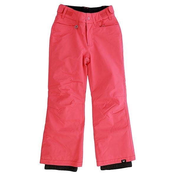 Штаны сноубордические детские Roxy Backyard Paradise Pink