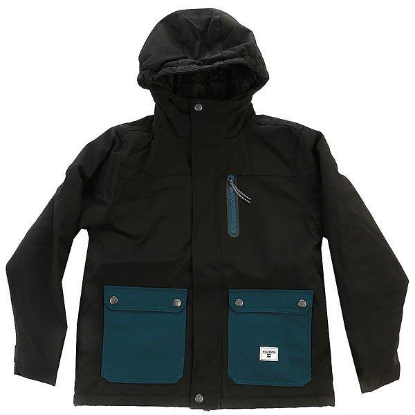 Куртка детский Billabong Alves Black