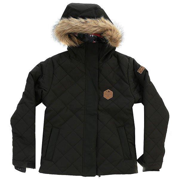 Куртка детская Billabong Eska Black