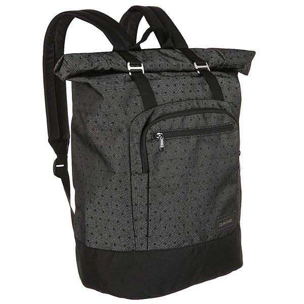 Рюкзак туристический женский Dakine Milly Pixie<br><br>Цвет: черный,серый<br>Тип: Рюкзак туристический<br>Возраст: Взрослый<br>Пол: Женский