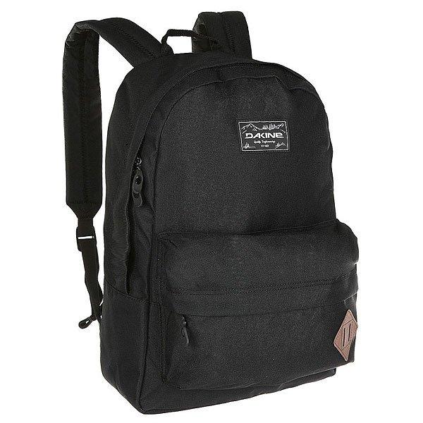 Рюкзак городской Dakine 365 Pack Black рюкзак городской dakine 365 pack цвет белый черный песочный 21 л