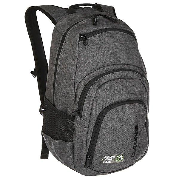 Рюкзак городской Dakine Campus Carbon<br><br>Цвет: серый<br>Тип: Рюкзак городской<br>Возраст: Взрослый