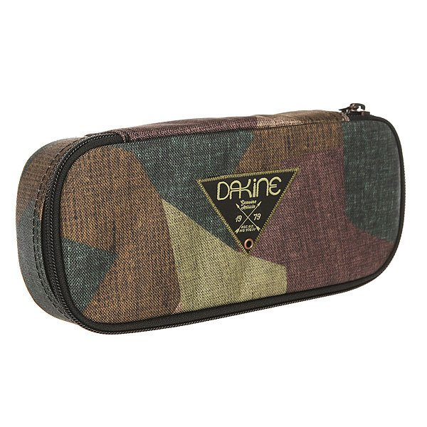 Пенал женский Dakine School Case Patchwork Camo