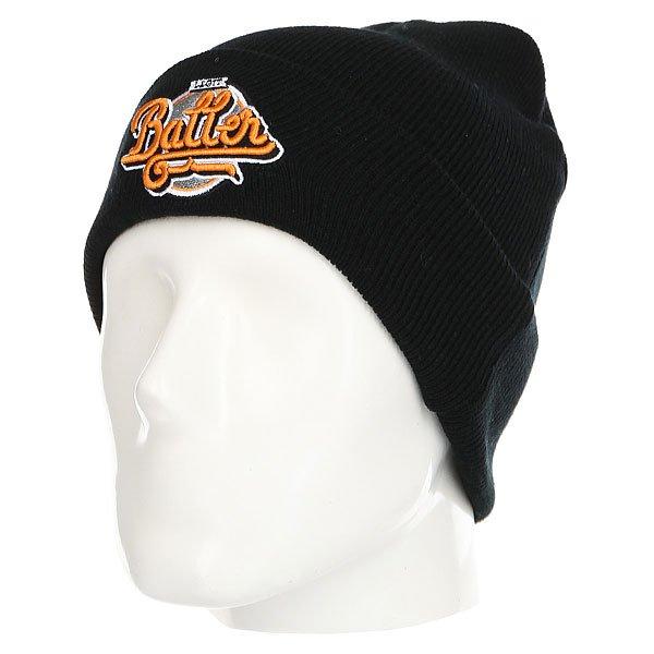 Шапка TrueSpin Splatter Baller Black<br><br>Цвет: черный<br>Тип: Шапка<br>Возраст: Взрослый<br>Пол: Мужской