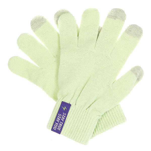 Перчатки TrueSpin Touchgloves SandЗимние перчатки от немецкого бренда True Spin с сенсорными пальцами, которые позволяют пользоваться смартфоном или планшетом не снимая их с рук.Технические характеристики: Вязаные перчатки.Специальная обработка на кончиках пальцев для пользования сенсорными устройствами.Эластичные манжеты.<br><br>Цвет: зеленый<br>Тип: Перчатки<br>Возраст: Взрослый<br>Пол: Мужской