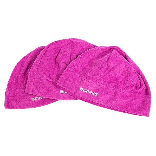Шапка Burton Exp Liner 3 pack Grapeseed<br><br>Цвет: фиолетовый<br>Тип: Шапка<br>Возраст: Взрослый<br>Пол: Мужской