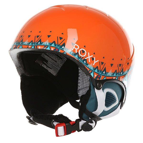 Шлем для сноуборда детский Roxy Misty Girl Pck G Kana Stripe/Legion B