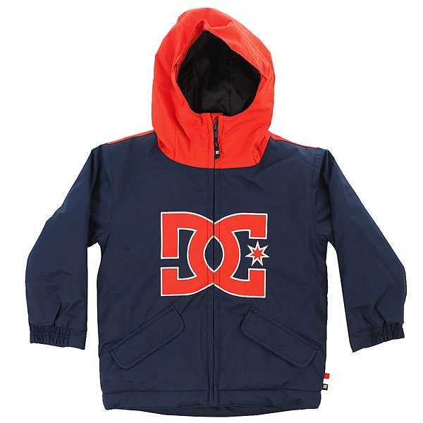 Куртка детская DC Critter Toddler Insignia Blue