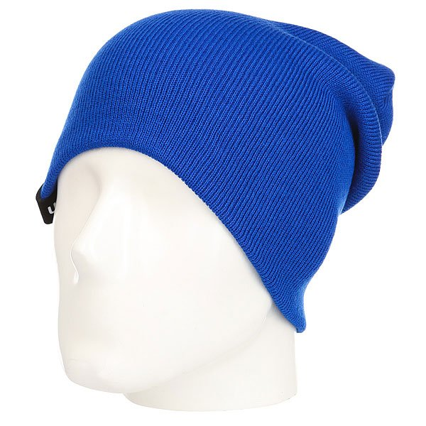 Шапка носок TrueSpin Basic Style Royal Blue<br><br>Цвет: синий<br>Тип: Шапка носок<br>Возраст: Взрослый<br>Пол: Мужской