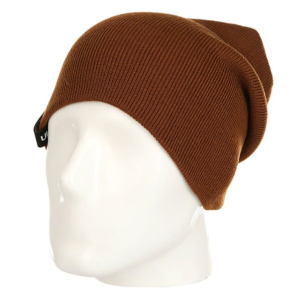 Шапка носок TrueSpin Basic Style Brown<br><br>Цвет: коричневый<br>Тип: Шапка носок<br>Возраст: Взрослый<br>Пол: Мужской