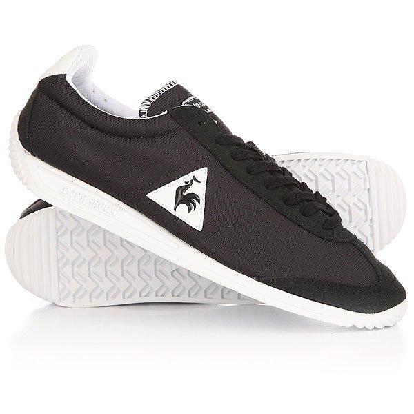 Кроссовки Le Coq Sportif Quartz Nylon Black<br><br>Цвет: черный<br>Тип: Кроссовки<br>Возраст: Взрослый<br>Пол: Мужской