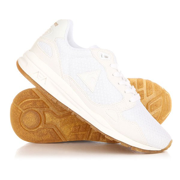 Кроссовки женские Le Coq Sportif Lcs R900 Sparkly Optical White