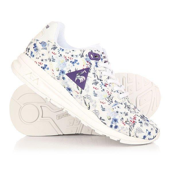 купить Кеды кроссовки низкие женские Le Coq Sportif Lcs R900 Porcelaine Optical White/Para недорого