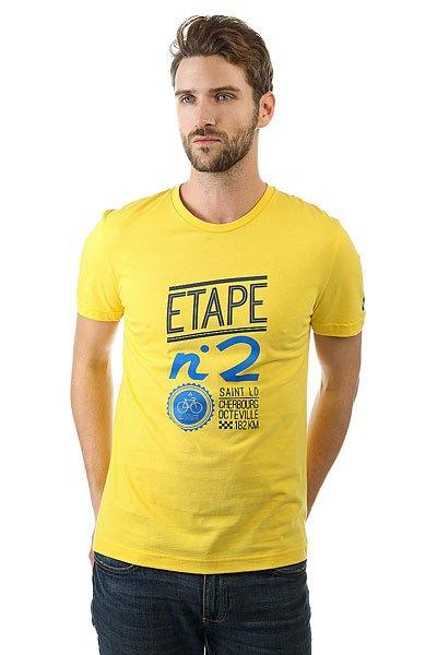 Футболка Le Coq Sportif Tdf Fan N°6 Original Jaune<br><br>Цвет: желтый<br>Тип: Футболка<br>Возраст: Взрослый<br>Пол: Мужской