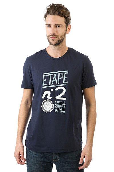 Футболка Le Coq Sportif Tdf Fan N°6 Eclipse<br><br>Цвет: синий<br>Тип: Футболка<br>Возраст: Взрослый<br>Пол: Мужской